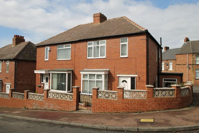 Thumbnail Semi-detached house to rent in St. Thomas Street, Low Fell, Gateshead