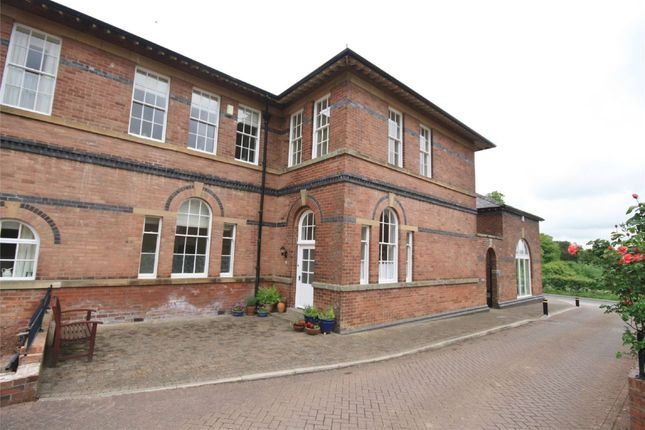 Thumbnail Flat for sale in Strawberry How, Cockermouth, Cumbria