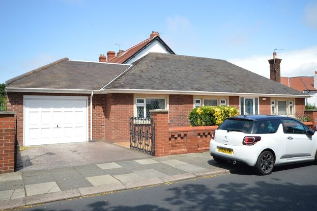 Thumbnail Detached bungalow for sale in Arnold Avenue, Blackpool