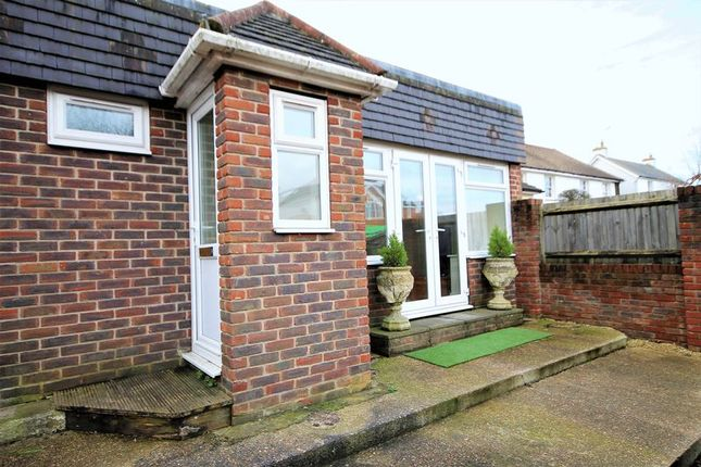 Thumbnail Bungalow to rent in Main Road, Southbourne, Hants.