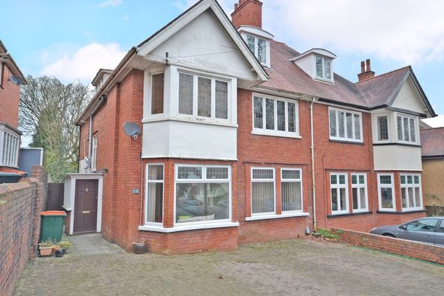 Thumbnail Flat to rent in Outstanding Apartment, Edward Vii Avenue, Newport