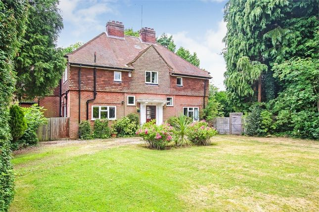 Thumbnail Detached house for sale in Rosehill, Worsted Lane, East Grinstead, West Sussex