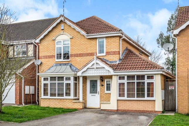 Thumbnail Detached house for sale in Ridge Drive, Rugby