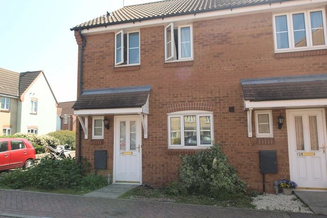 Thumbnail End terrace house to rent in Horsley Drive, Gorleston, Great Yarmouth
