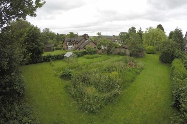 Thumbnail Land for sale in Smithy Corner, Madeley, Crewe