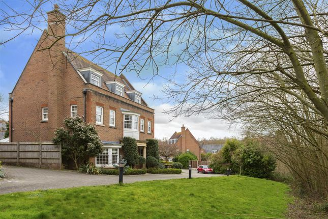 Thumbnail Detached house for sale in Hanover Place, Warley, Brentwood