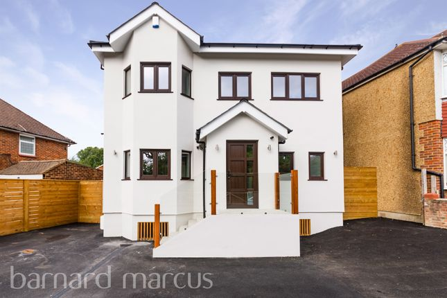 Thumbnail Detached house for sale in Ruxley Lane, West Ewell, Epsom