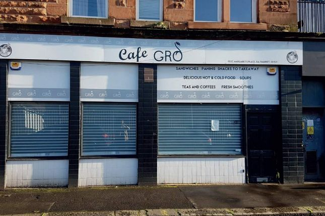 Thumbnail Retail premises to let in 15 St Margarets Place, Glasgow