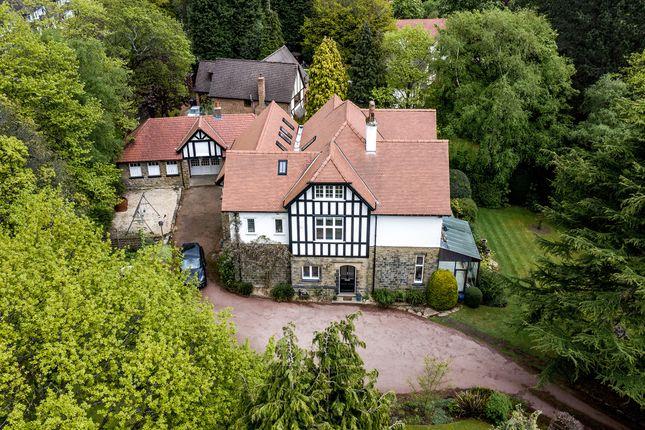 Thumbnail Detached house for sale in Steadlands, Watt Lane, Ranmoor