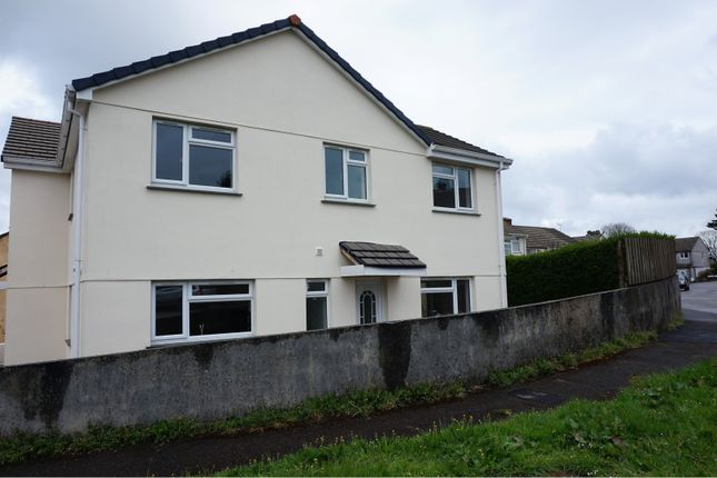 Thumbnail Semi-detached house for sale in Margaret Crescent, Bodmin