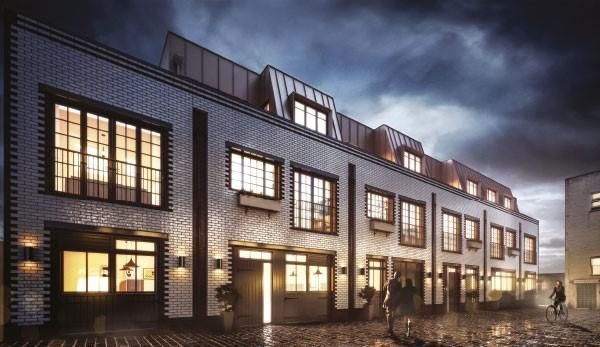 Thumbnail Property for sale in Pratt Mews, Camden, London