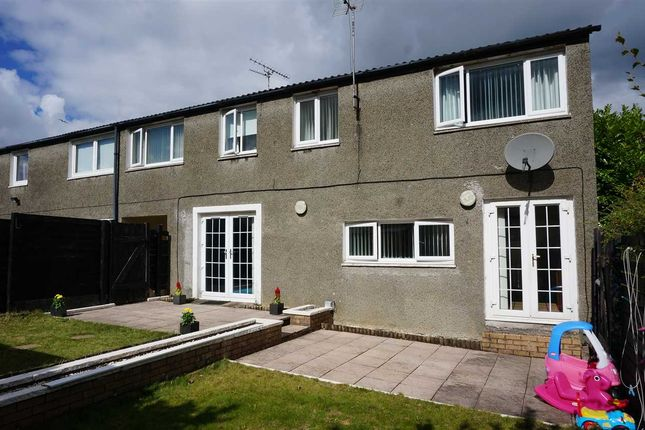 Thumbnail End terrace house for sale in Alder Road, Cumbernauld, Glasgow