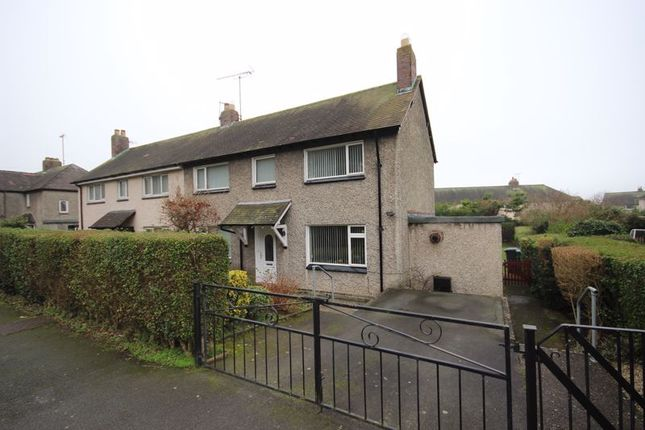 Thumbnail Semi-detached house for sale in Tan Y Fron, Deganwy, Conwy