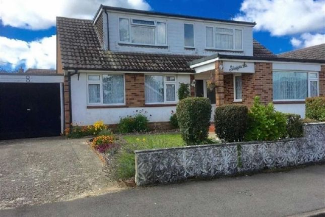 Thumbnail Detached bungalow for sale in Linclieth Road, Wool, Wareham