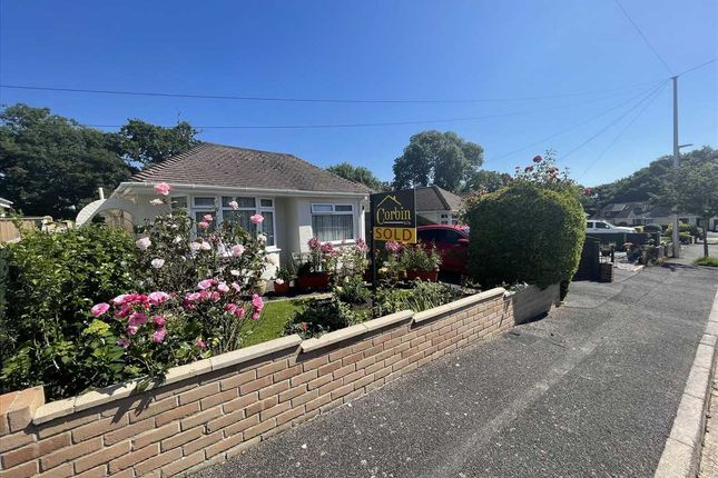 Thumbnail Detached bungalow for sale in Cudnell Avenue, Bear Cross, Bournemouth