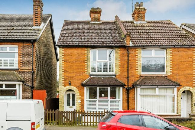 Thumbnail Semi-detached house for sale in Hooley Lane, Redhill