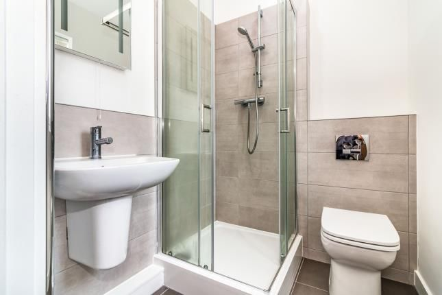 En-Suite of Anvil Place, Hulme, Manchester, Greater Manchester M15