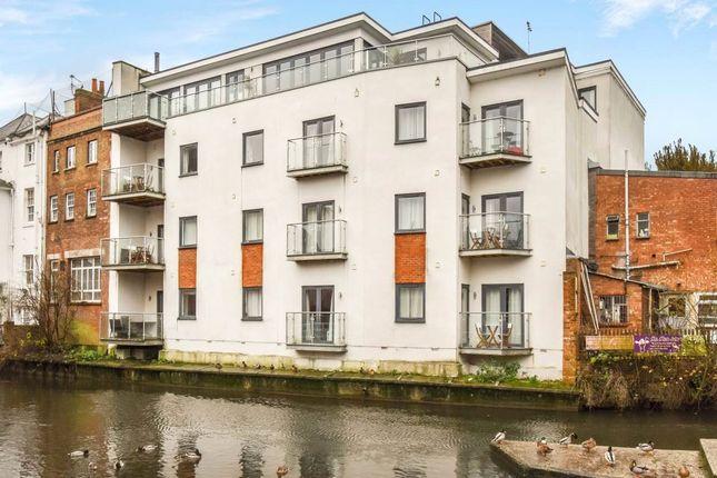 1 bed flat to rent in Nicholas Wharf, West Mills, Newbury, Berkshire RG14
