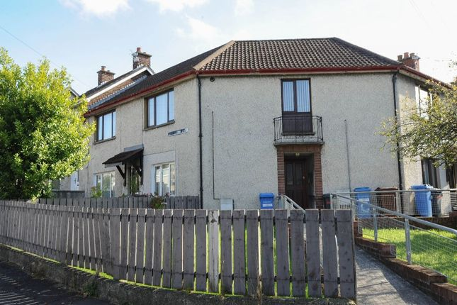 Thumbnail Flat to rent in Whincroft Road, Belfast