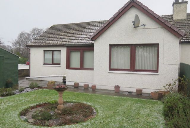 2 bed semi-detached bungalow for sale in Fraser Park, Nairn IV12
