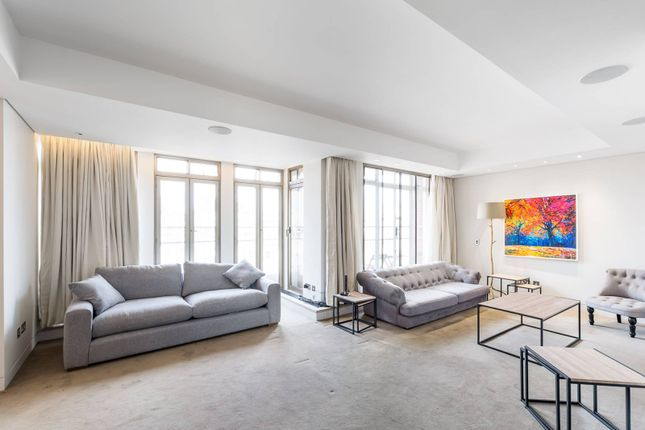 Thumbnail Flat to rent in Cadogan Place, Belgravia
