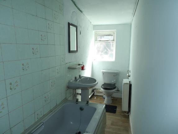 Bathroom of High Street, Penygroes, Caernarfon, Gwynedd LL54
