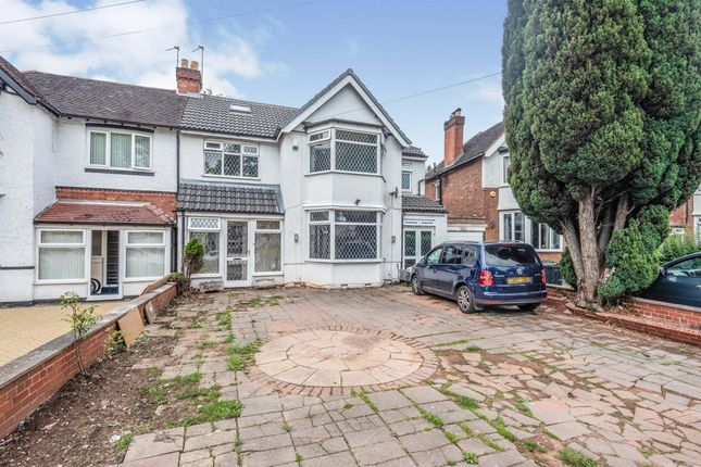 Thumbnail Semi-detached house for sale in Bromford Lane, Washwood Heath, Birmingham