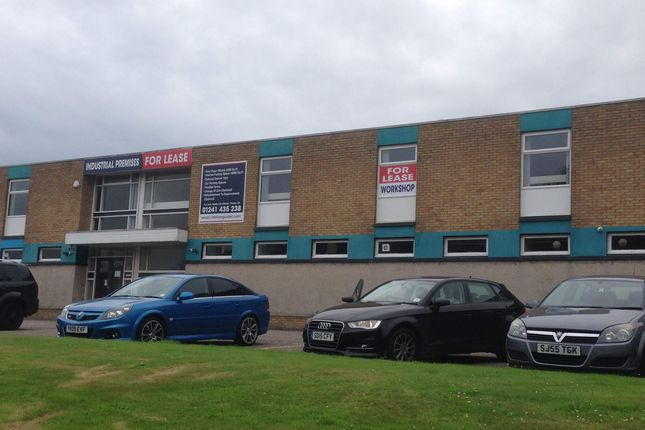 Thumbnail Office to let in First Floor Commercial Space, Peasiehill Road, Arbroath