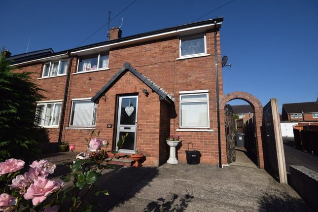 Thumbnail Property to rent in Bryn Yr Onnen, Southsea, Wrexham