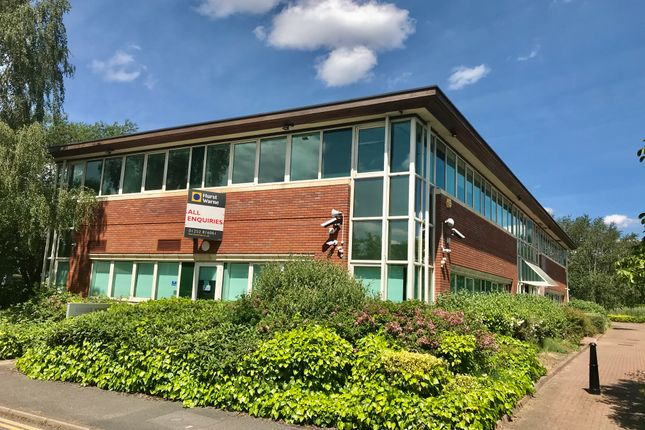 Thumbnail Office for sale in Nisaba House, Waterfront Business Park, Fleet