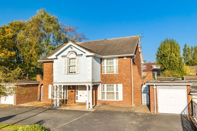 Thumbnail Detached house for sale in Barton Close, Chigwell