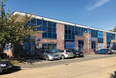 Thumbnail Light industrial to let in Watermill Business Centre, Edison Road, Enfield