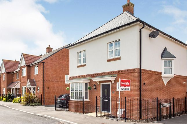 Thumbnail Detached house for sale in Archers Way, Amesbury, Salisbury