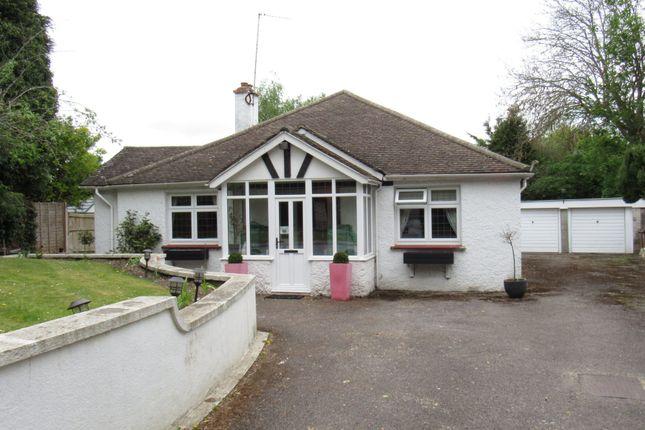 Thumbnail Detached bungalow for sale in The Woodlands, Wallington