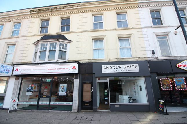 Thumbnail Flat to rent in Cow Lane, Castle Street, Portchester, Fareham