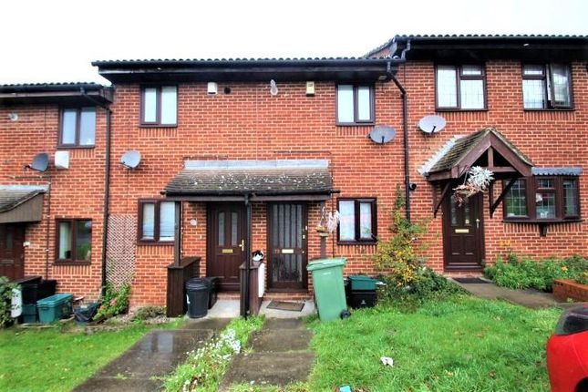Thumbnail Terraced house to rent in Sandpiper Way, Orpington, Kent