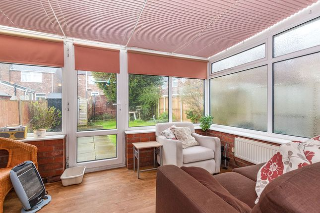 Conservatory of Eton Hall Drive, St. Helens, Merseyside WA9