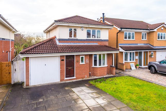 3 bed detached house for sale in Turnberry Close, Tyldesley, Manchester M29