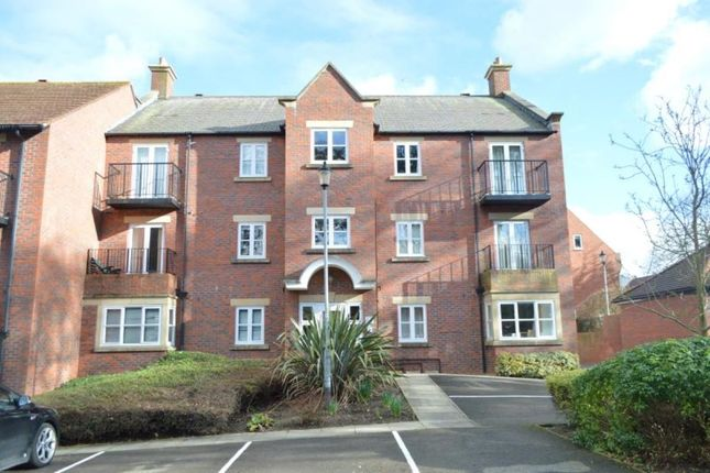 Thumbnail Flat to rent in Fenby Gardens, Scarborough