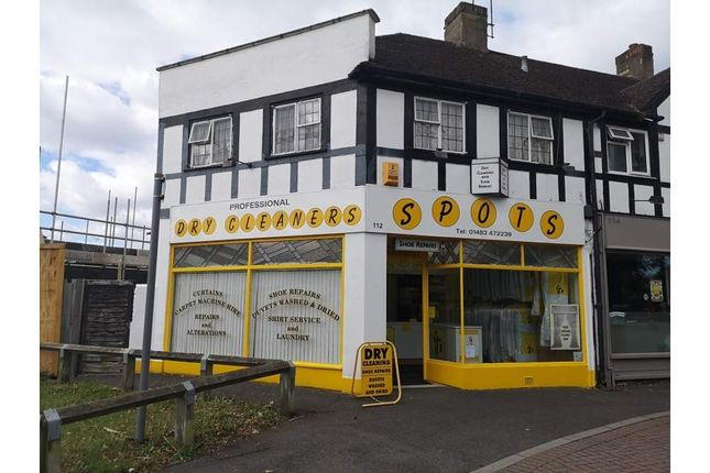 Thumbnail Commercial property for sale in 112 Hermitage Road, Woking