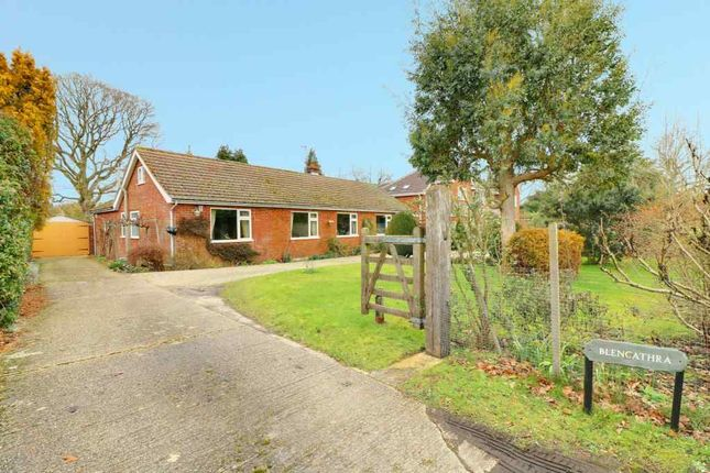 Thumbnail Detached bungalow for sale in Charter Alley, Tadley