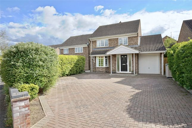 4 bed detached house for sale in Pettis Road, St. Ives PE27