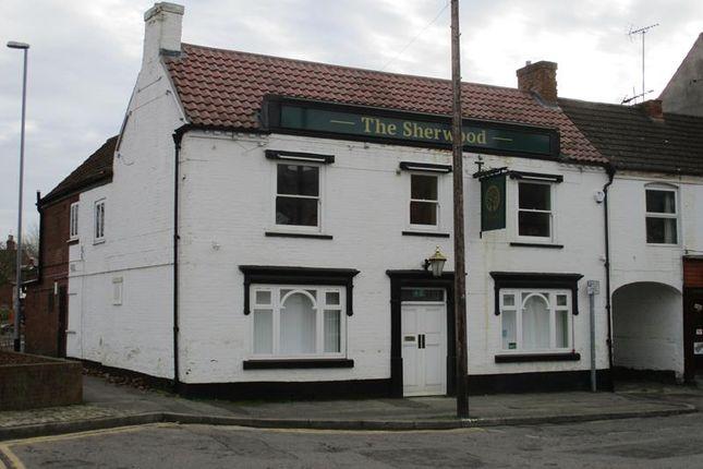 Thumbnail Leisure/hospitality for sale in 18 Churchgate, Retford, Nottinghamshire