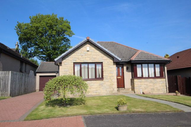 Thumbnail Detached bungalow for sale in Bennochy View, Kirkcaldy