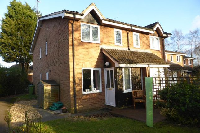 Thumbnail Terraced house to rent in Chiltern Avenue, Farnborough