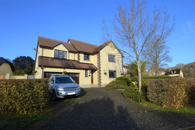 5 bed detached house for sale in Staple Orchard, Dartington, Totnes