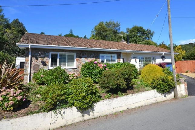 Thumbnail Detached bungalow for sale in School Road, Harrowbarrow, Callington, Cornwall