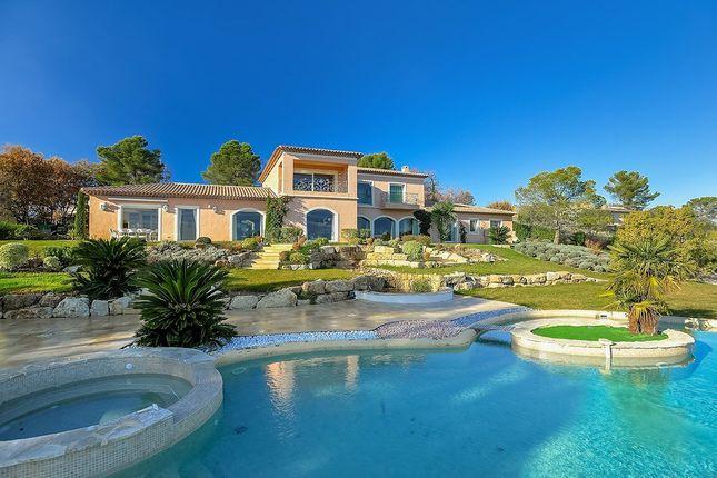 Thumbnail Villa for sale in Mougins, Camp Lauvas, 06250, France