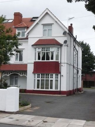 Thumbnail Flat to rent in Flat B, 43 School Lane, Bidston Village