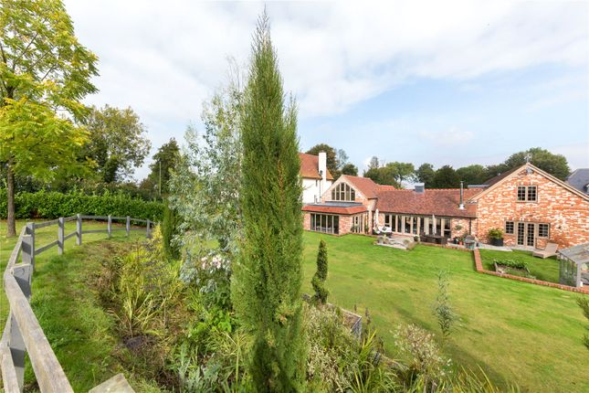 Thumbnail Property for sale in Downs Stables, Manor Road, Wantage